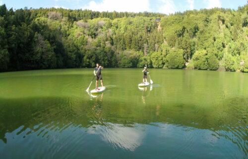 SUP in Congro Lake