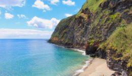 Praia da Caloura - Praias de São Miguel, Açores