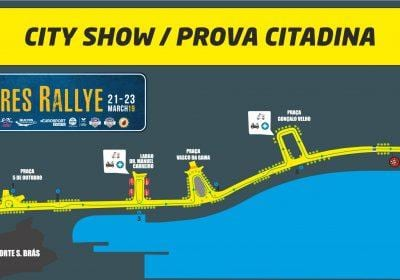 City Show - Prova Citadina - Azores Rallye 2019