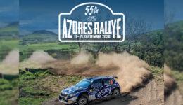 55th Azores Rallye - 17 a 19 de Setembro 2020
