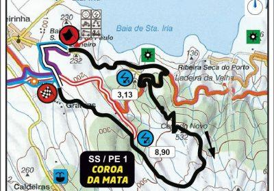 Coroa da Mata - Azores Rallye 2019