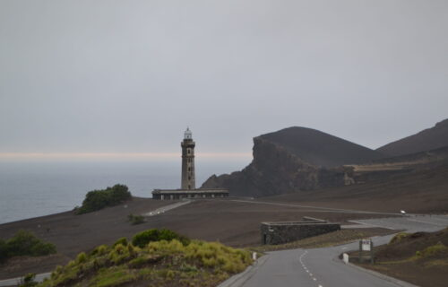 Ponta dos Capelinhos – Ilha do Faial