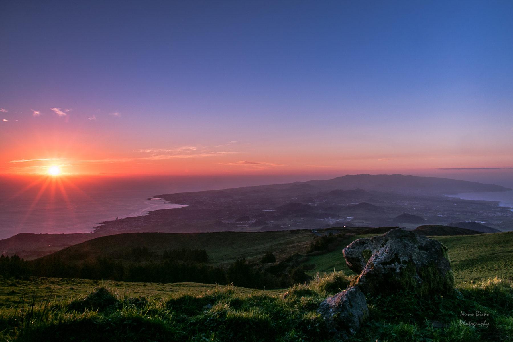Sunset São Miguel