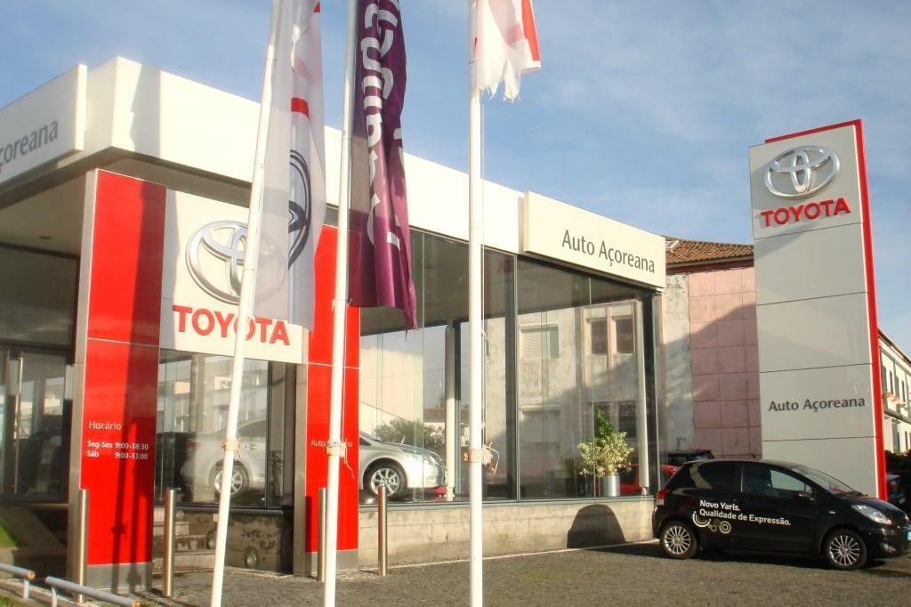 Toyota Santa Maria >> Auto Açoreana - Automóveis na Ilha de São Miguel, Açores