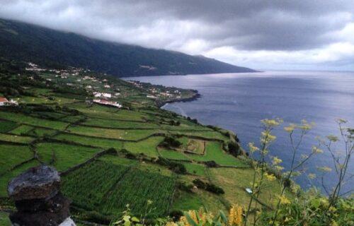 Miradouro, Lajes do Pico