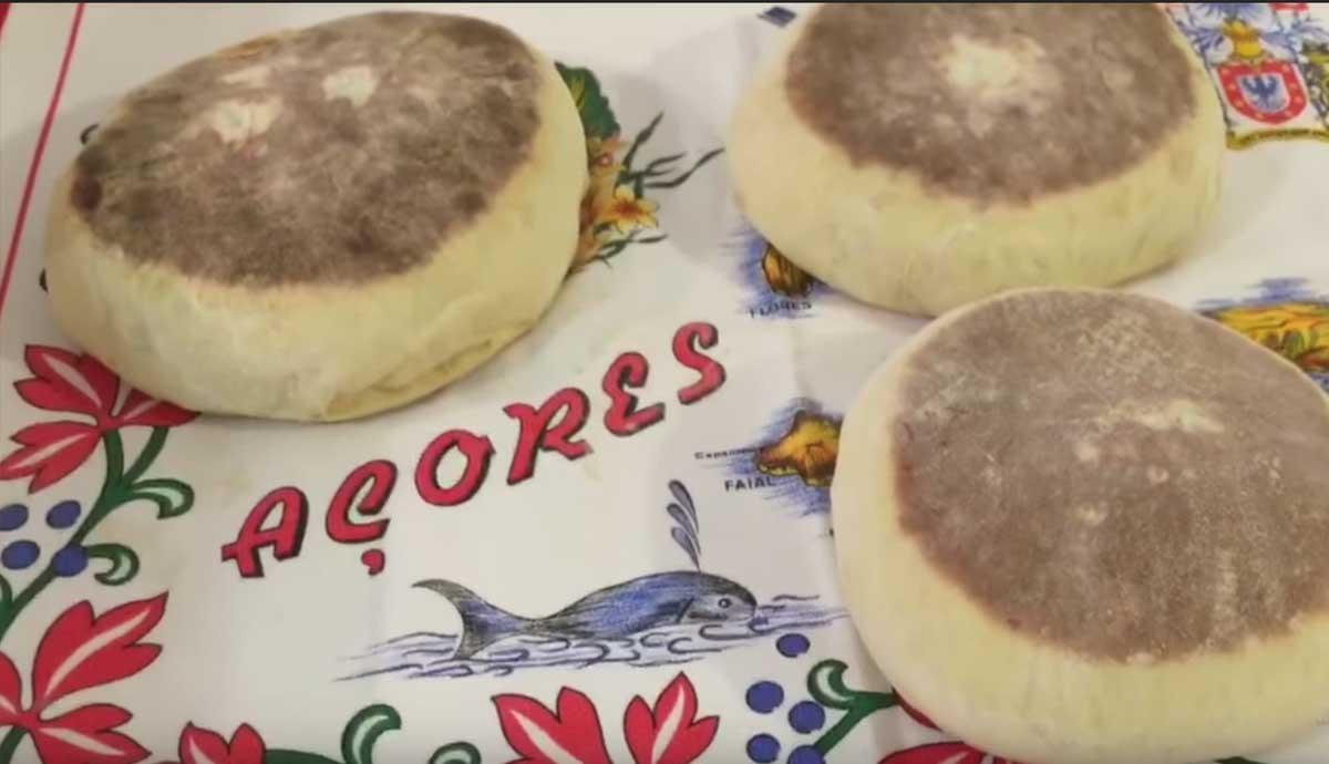 Como fazer Bolo Lêvedo das Furnas – típico e tradicional dos Açores