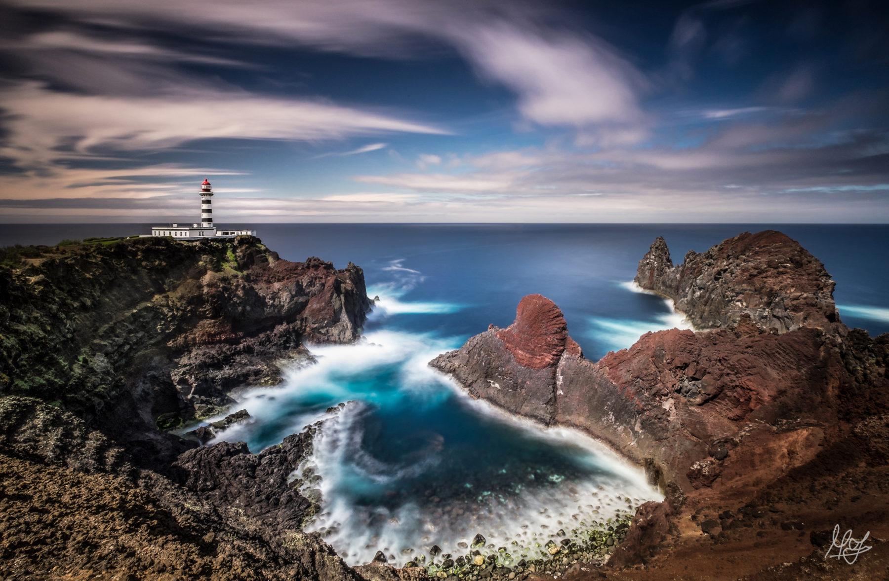 Farol da Ponta da Barca, Graciosa