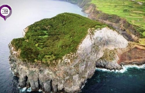 Conheça a Ilha do Faial em apenas 150 segundos