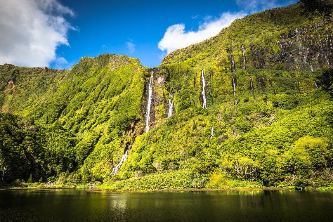Poço Alagoinha - Ilha das Flores, Açores