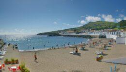 Praia São Mateus - Ilha Graciosa - Açores