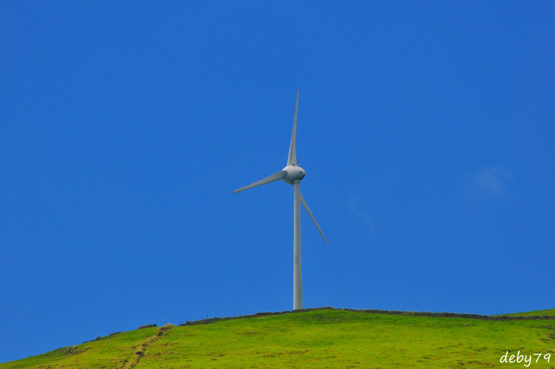 Parque Eólico dos Açores – Ilha Terceira