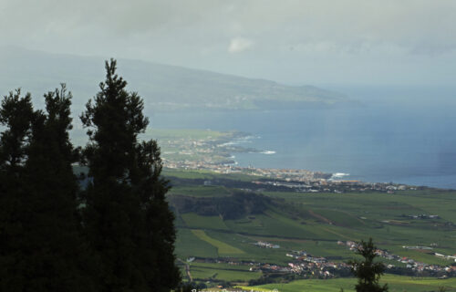 View from Miradouro Da Bela Vista