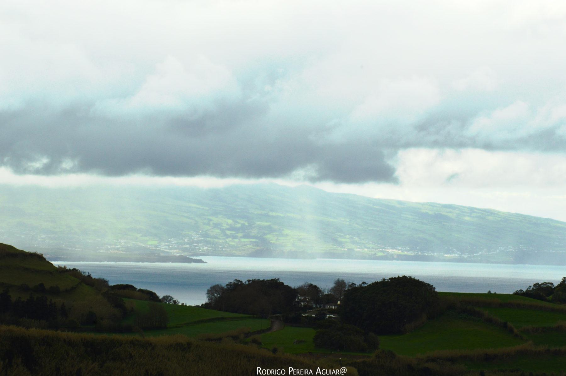 Sunshine Thru Rain Clouds
