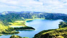 Lagoa do Fogo, Ilha de São Miguel - Açores