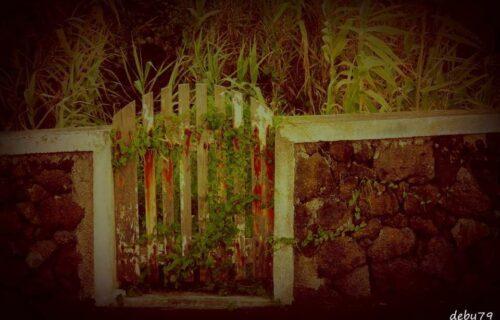 Portão Misterioso
