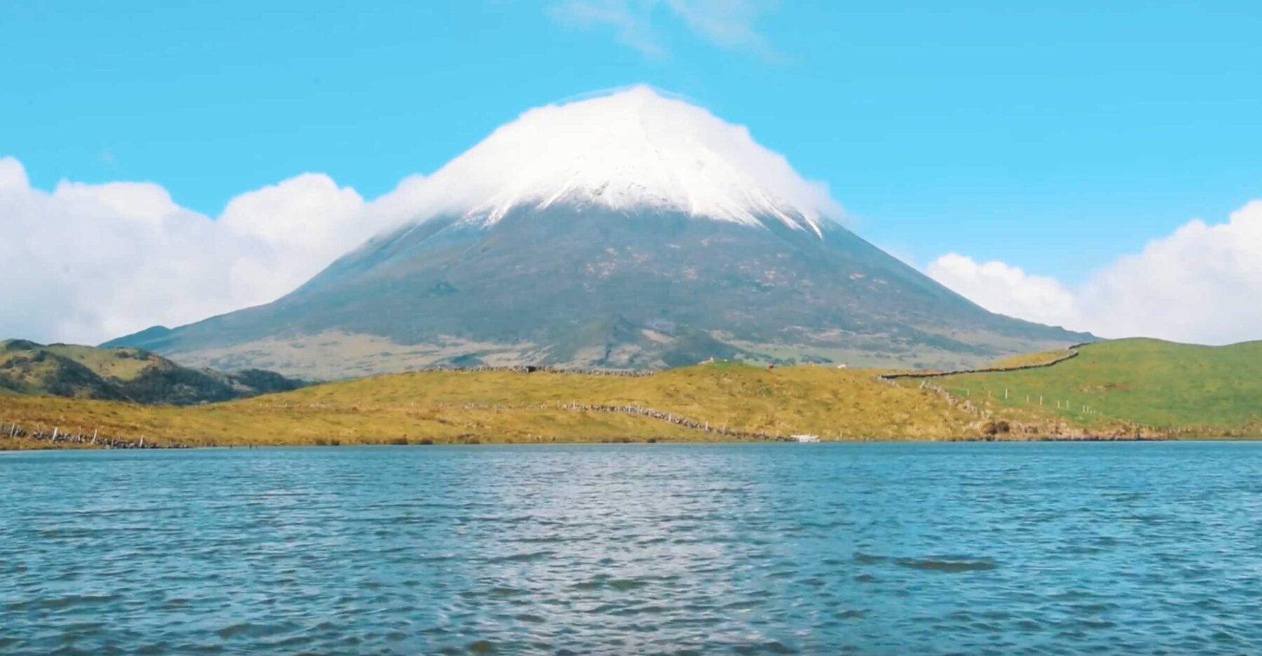 Visiting Ilha do Pico, Azores