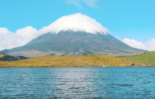 Visitando a Ilha do Pico, Açores