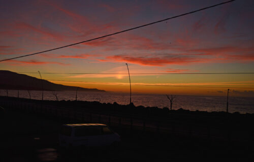 Sunrise at São Roque