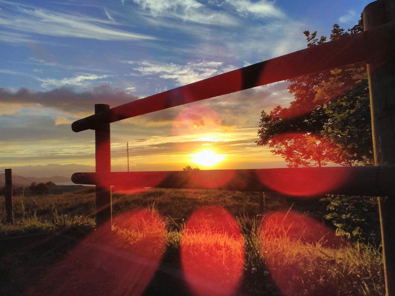 Pôr-do-sol, Ribeira Grande, Nordeste