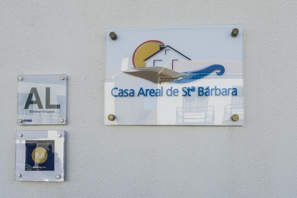 Casa Areal de Santa Bárbara