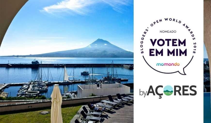byAçores nomeado para Melhor Blog de Viagens – Bloggers Open World Awards 2018