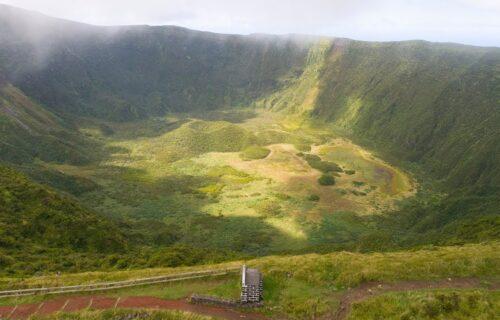 Caldeira - Faial, Açores
