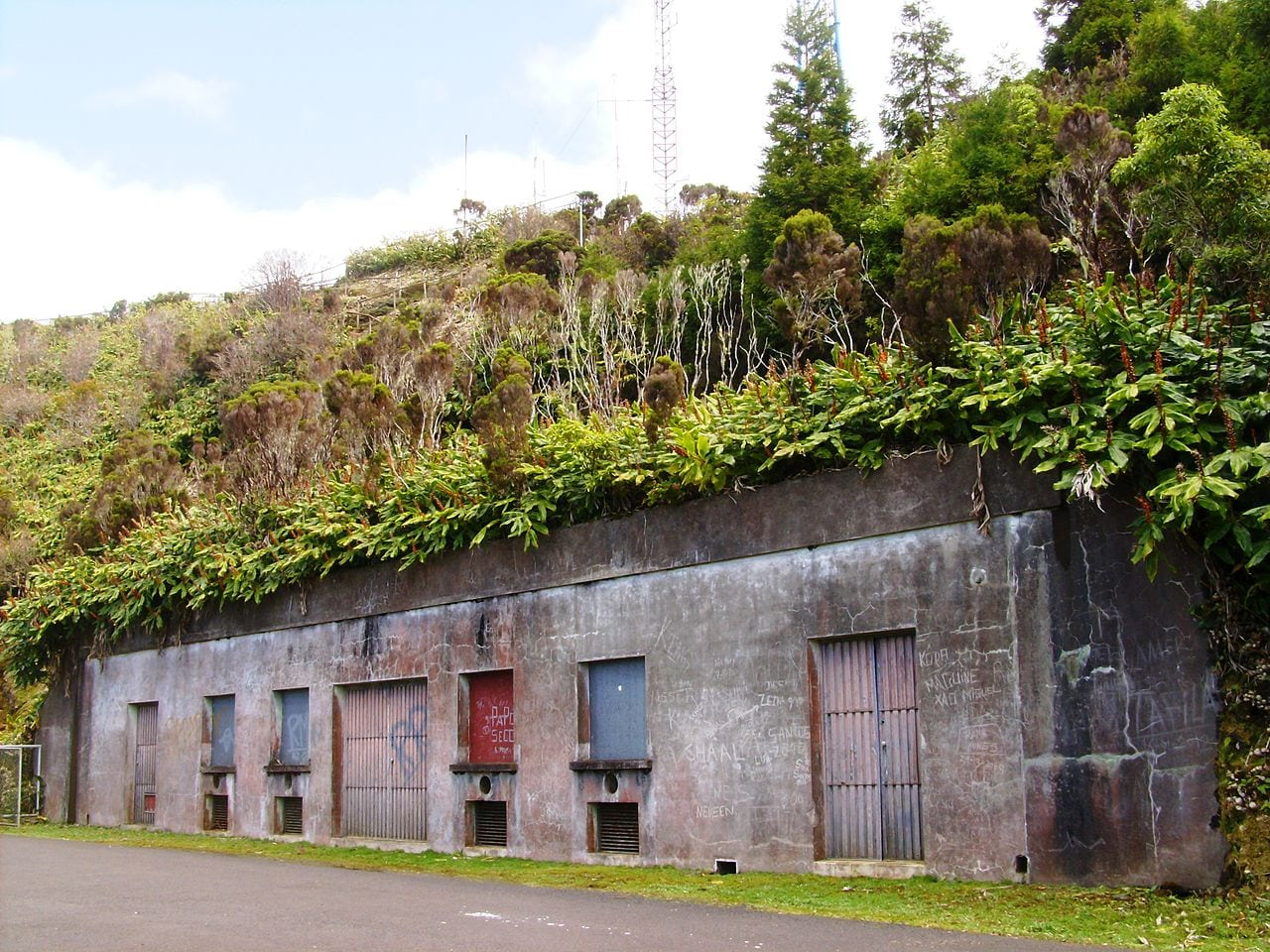 Pico Alto - Santa Maria