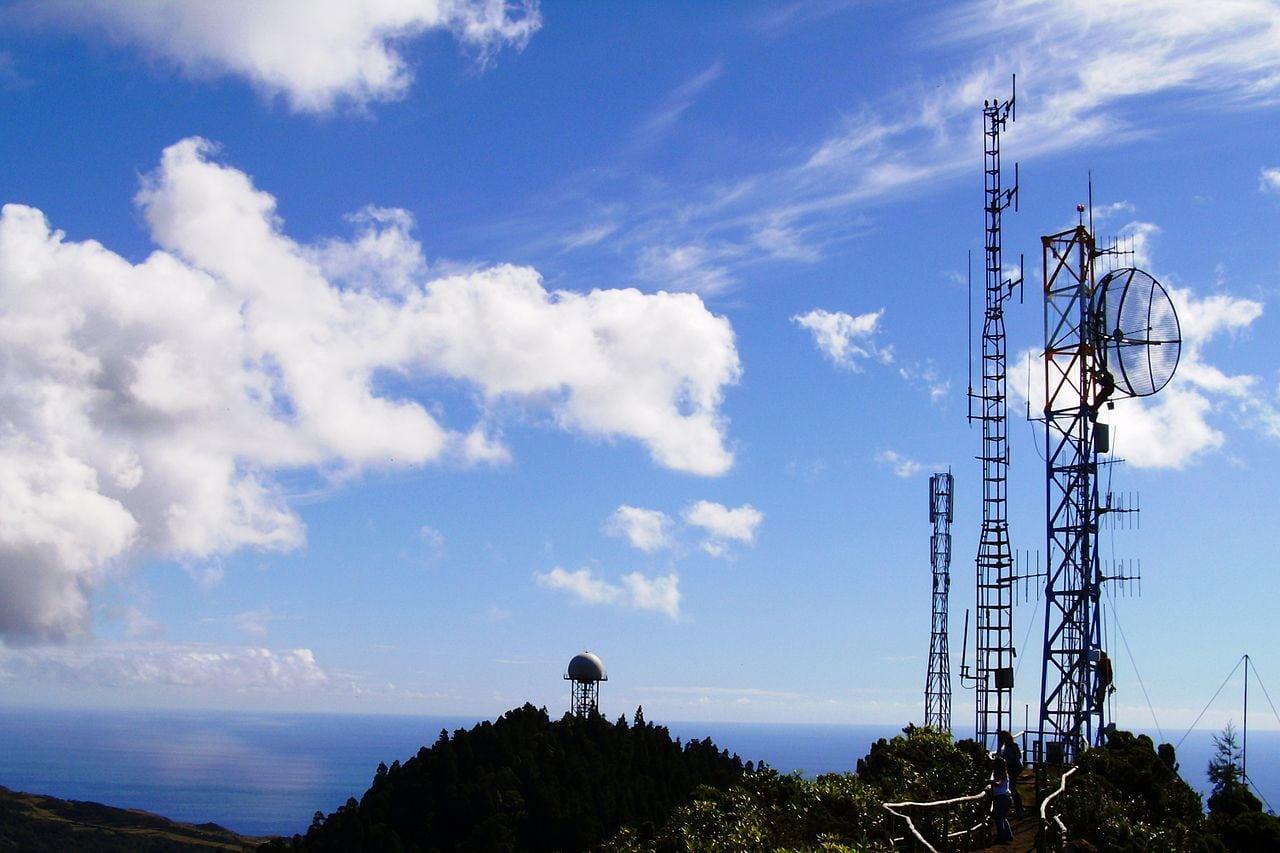 Pico Alto - Santa Maria, Açores