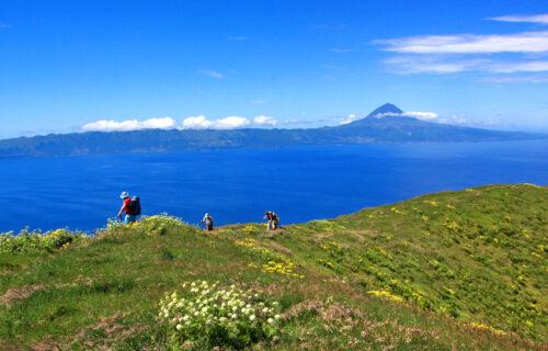 Pico da Esperança – Ilha de São Jorge