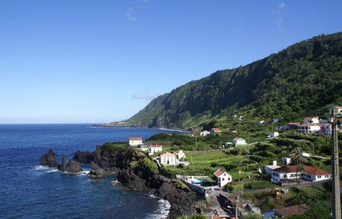 Fajã do Ouvidor – Ilha de São Jorge