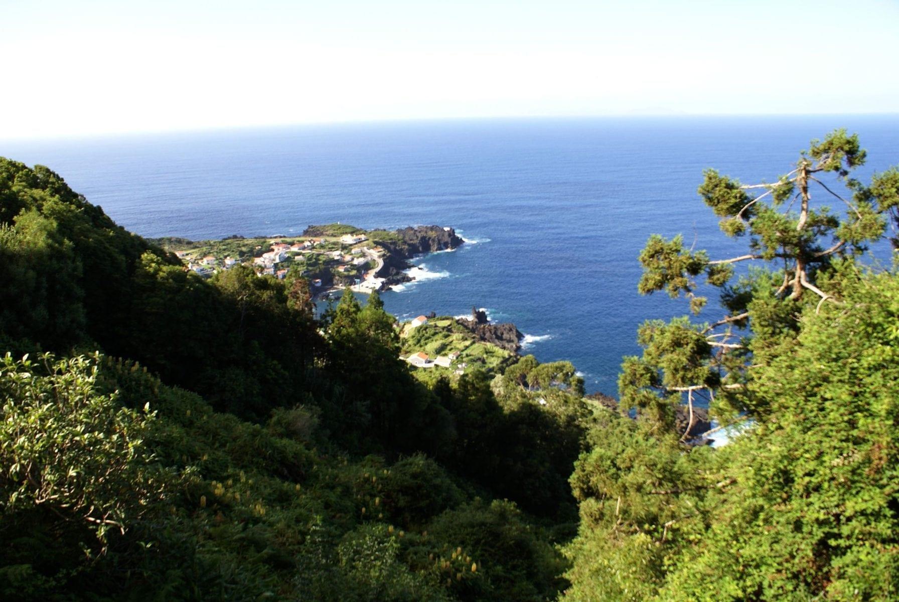 Fajã do Ouvidor - Ilha de São Jorge, Açores