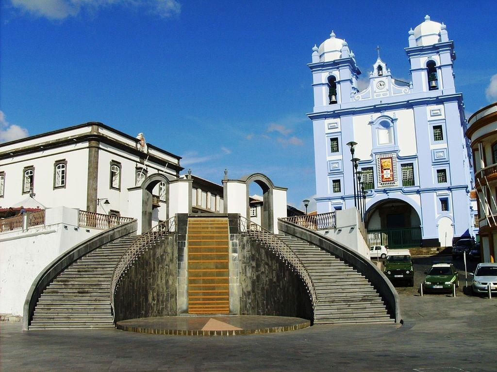 Igreja da Misericórdia - Angra do Heroísmo - Terceira, Açores