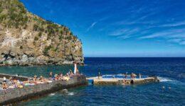 Caloura - Lagoa, São Miguel (Açores)