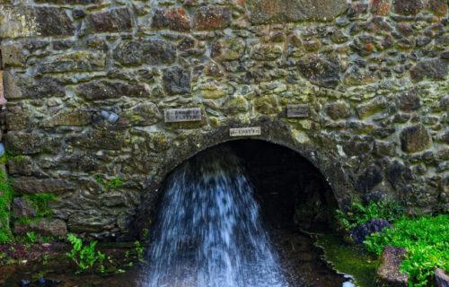 Moinho de Água – Frente – Ribeira dos Caldeirões