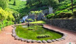 Parque Natural da Ribeira dos Caldeirões - Achada, Nordeste - São Miguel (Açores)