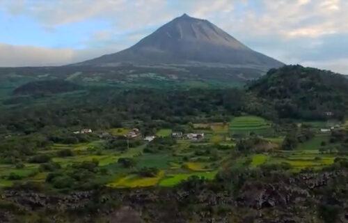 2 minutos de fantásticas imagens da Ilha do Pico