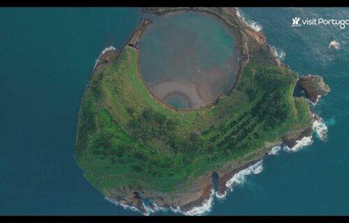 Os Açores como nunca vistos antes