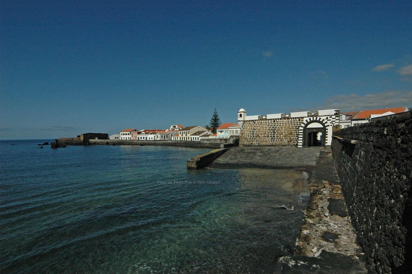 Forte de Porto Pim - Ilha do Faial, Açores