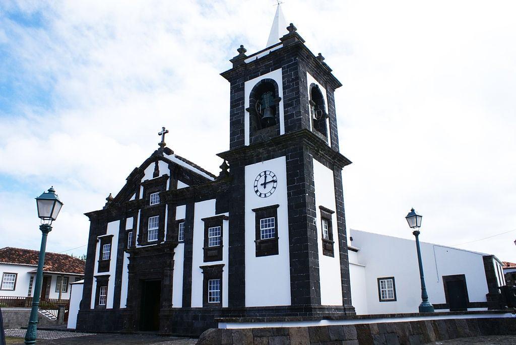 Igreja Matriz de Santa Cruz da Graciosa