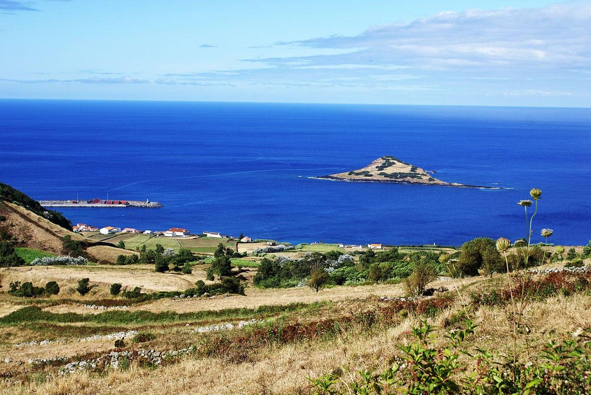 Ilhéu da Praia - Ilha Graciosa, Açores