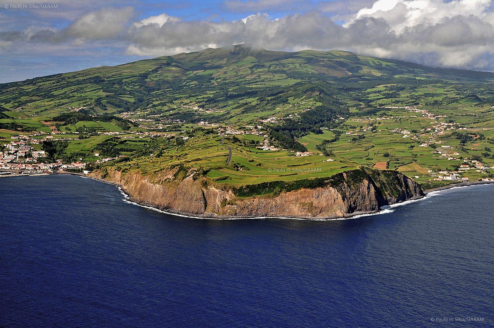 Ponta da Espalamanca - Ilha do Faial, Açores