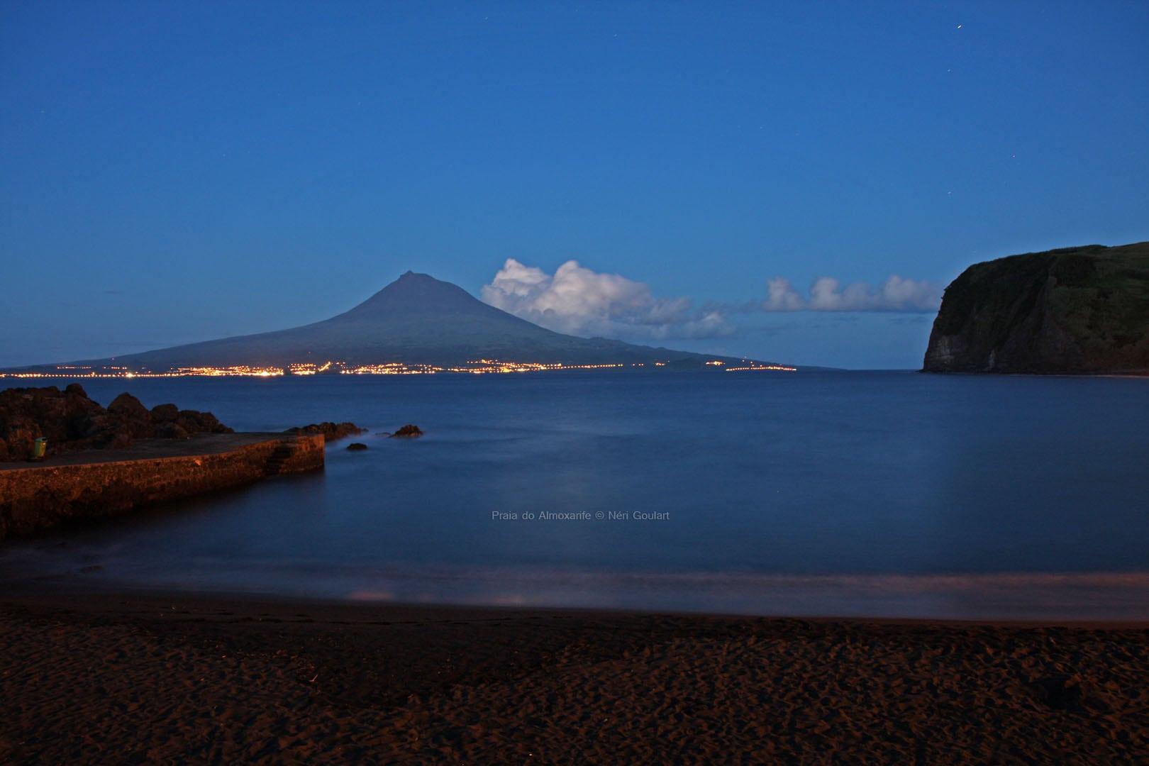 Praia do Almoxarife - Ilha do Faial, Açores