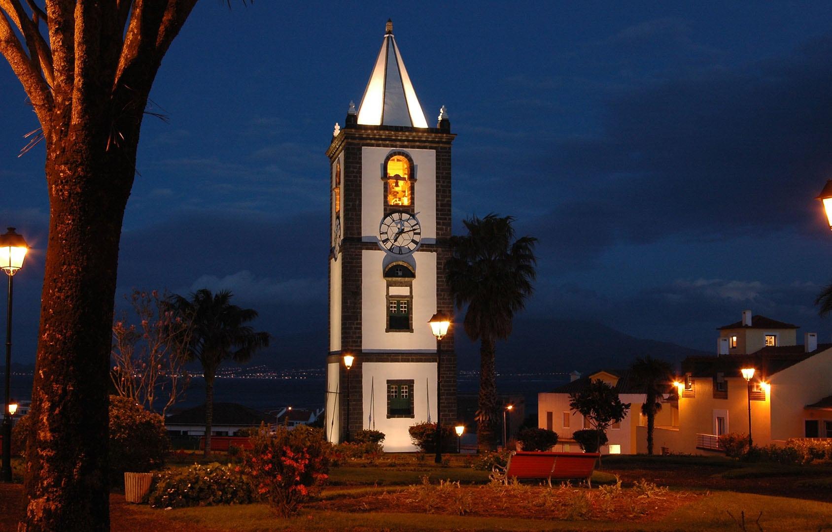 Torre do Relógio - Ilha do Faial, Açores