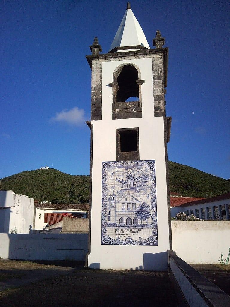 Torre da Igreja de Nossa Senhora dos Anjos