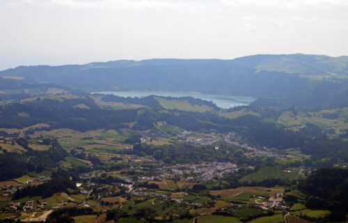 View to Furnas