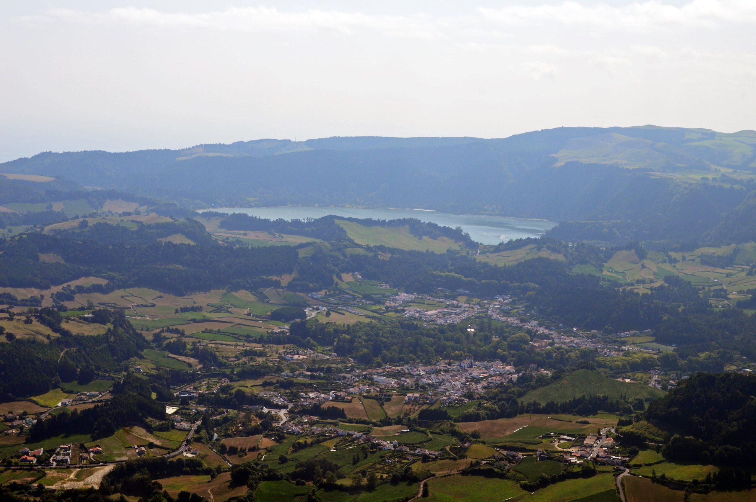 View to Furnas