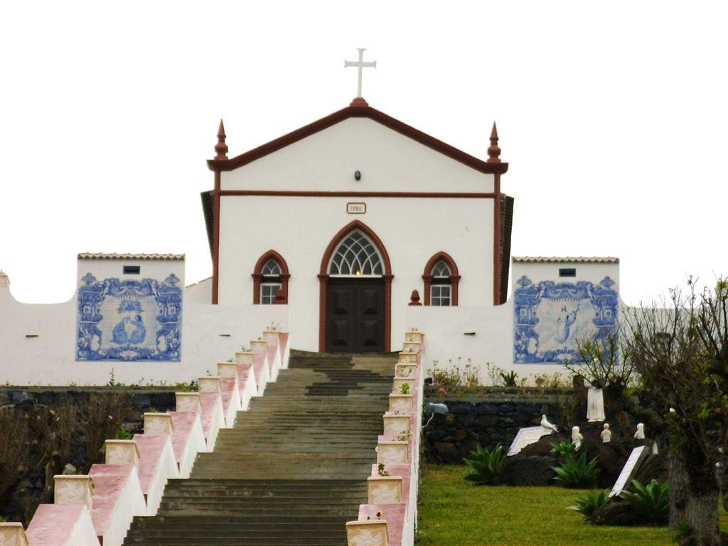 Ermida de Nossa Senhora de Fátima - Santa Maria Açores