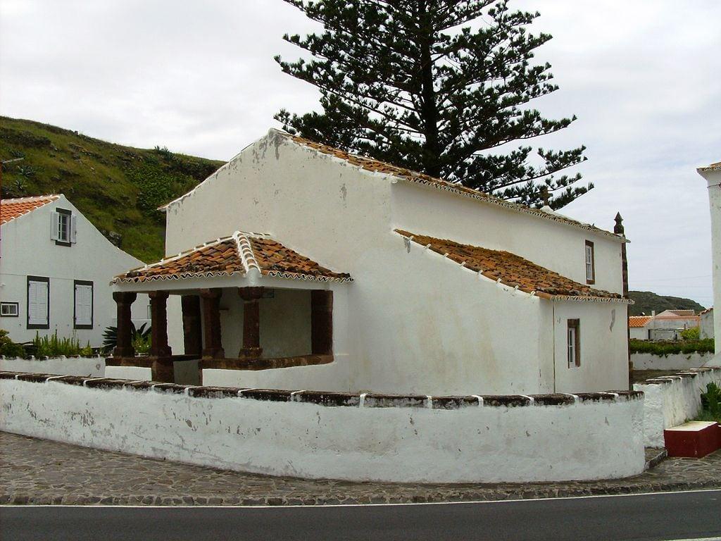 Ermida de Nossa Senhora dos Anjos - Santa Maria - Açores