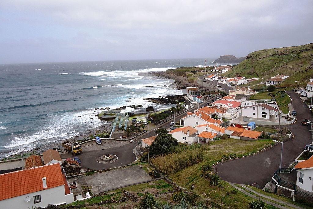 Anjos - Santa Maria - Açores