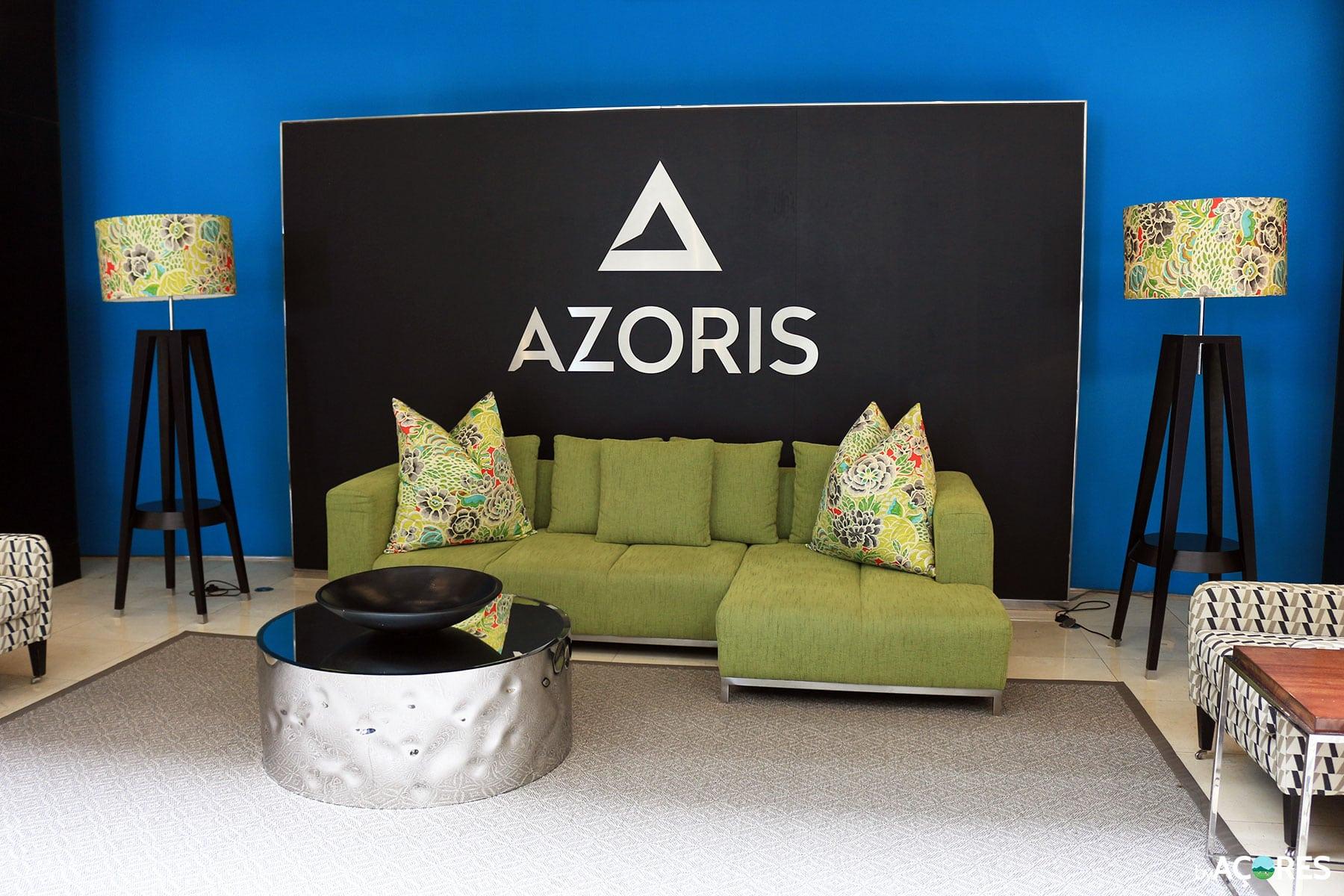 Azoris Royal Garden Hotel - Hall de Entrada